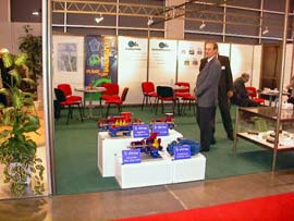 Vipom AD took part in International Fair of Technics and Technical Achievements, Belgrade.